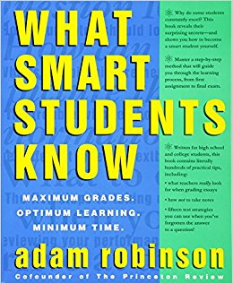 What smart students know bog anmeldelse
