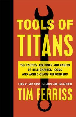 Tools of Titans forside